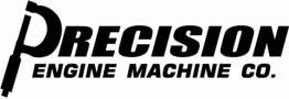 PRECISION ENGINE MACHINE CO.